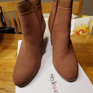 Style & Co. Dress Boots